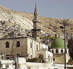 tombeau d'Ibn 'Arabî