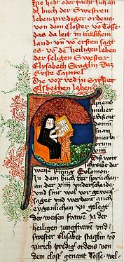 Elsbeth Stagel disciple Suso