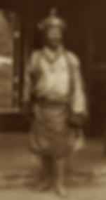 Le roi du Bhutân