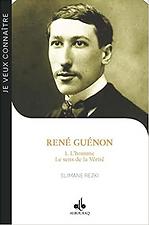 René Guénon par Slimane Rezki