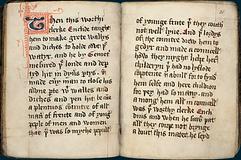 Le manuscrit Cooke