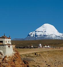 Le mont Kailâsh