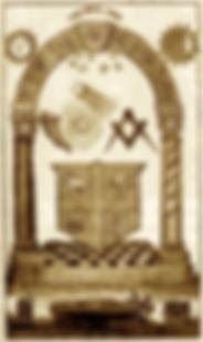 Symboles Arche Royale (maçonnerie)