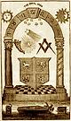 Arche Royale symboles maçonniques