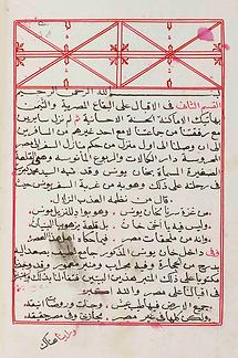 Le livre de la vérité et de la métaphore du voyage en Syrie, en Égypte et au Hejâz