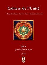 René Guénon - Cahiers de l'Unité N° 9