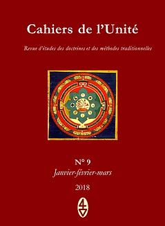 Cahiers de l'Unité n° 9 René Guénon