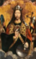 Jésus Christ-Roi Hans Memling