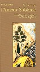 Le livre de l'amou sublime
