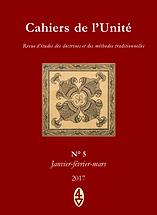 René Guénon - Cahiers de l'Unité N° 5