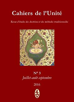 Cahiers de l'Unité n° 3 René Guénon