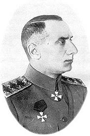Baron von Ungern-Sternberg