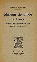 Mission de l'Inde en Europe