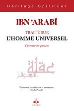 Ibn 'Arabî Traité sur l'homme universel