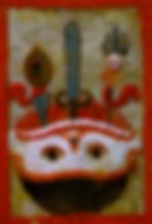Carte initiatique (tsakli)