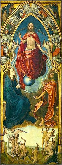 Le Jugement dernier  Rogier van der Weyden
