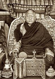Le Bogdo Khan (1869-1924)