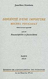 Longévité d'une imposture Foucault