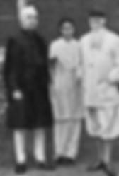 Nehru, Indira Gandhi, Nicholas Roerich