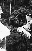 Lattimore et Chiang Kai-Shek
