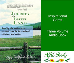 Journey to a Better Land - Audio