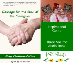 Courage for the Soul of the Caregiver - Audio