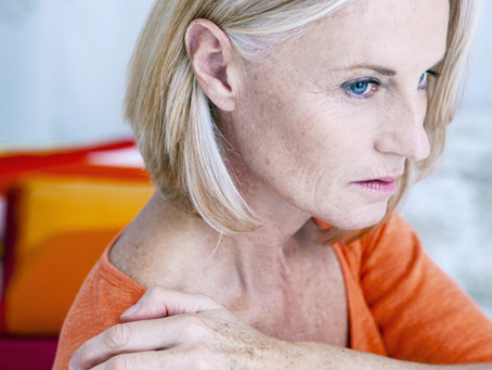 Menopause and muscle pain.