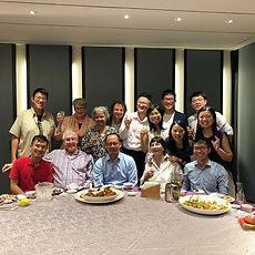 第一屆台灣團體關係研習會 工作團隊合照