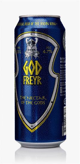 God Freyr
