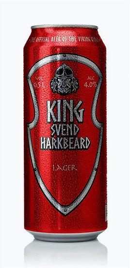 King Svend Harkbeard