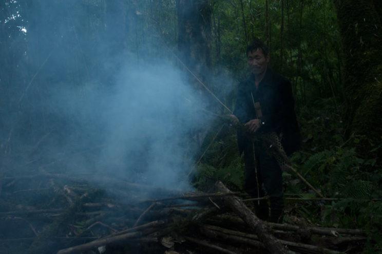 Mishmi Hills fire Arunachal Pradesh Arjun Kamdar