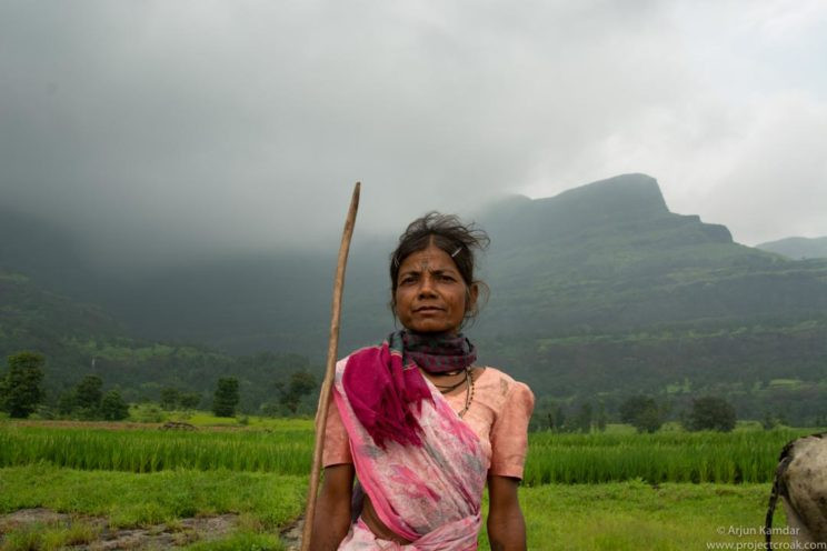 A local cowherd in Kokankada/Mt Kalsubai arjun kamdar
