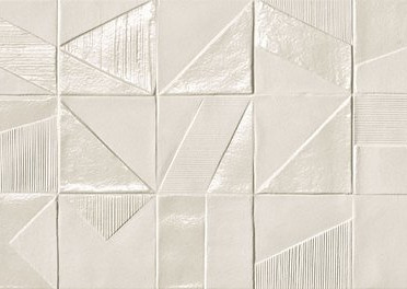 White Domino Decor