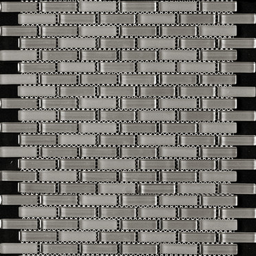 Grey Blend Bricked Mosaic