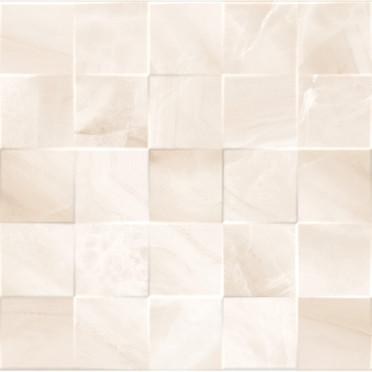 Cream Cubic Decor