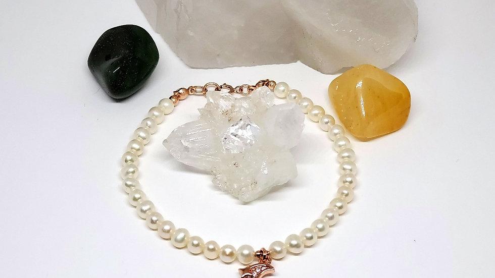 Beautiful Fresh Water Pearl Bracelet