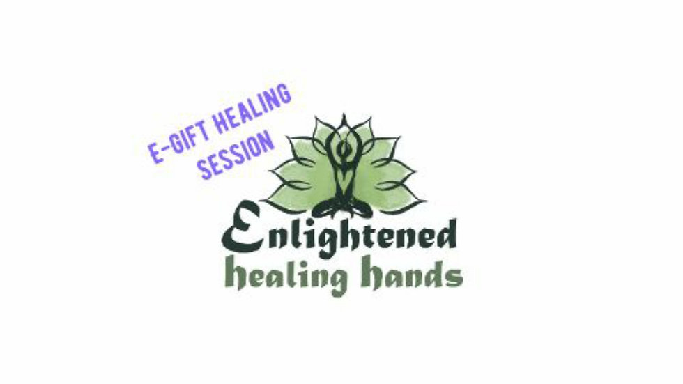 E-Gift *Intuitive Healing Session