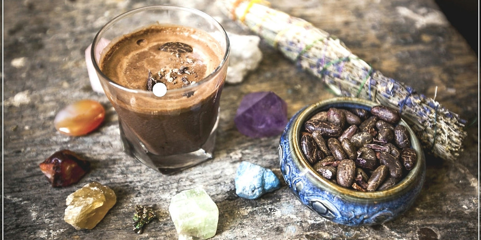 Blessings, Healing & Love Sacred Cacao Ceremony