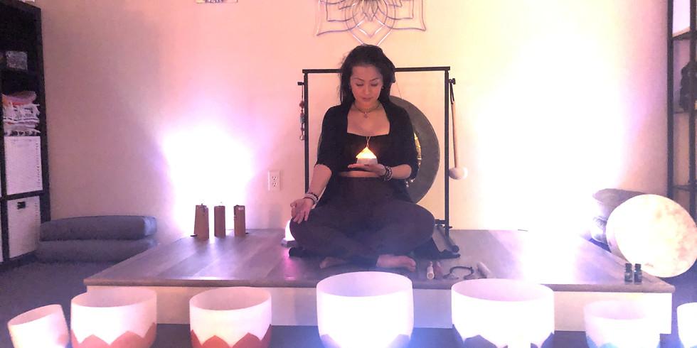Shamanic Sound Healing Journey 12/08/19 @ 2:30 pm