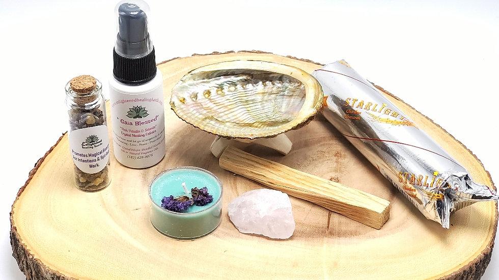 Shamanic Home Clearing Ritual Kit*
