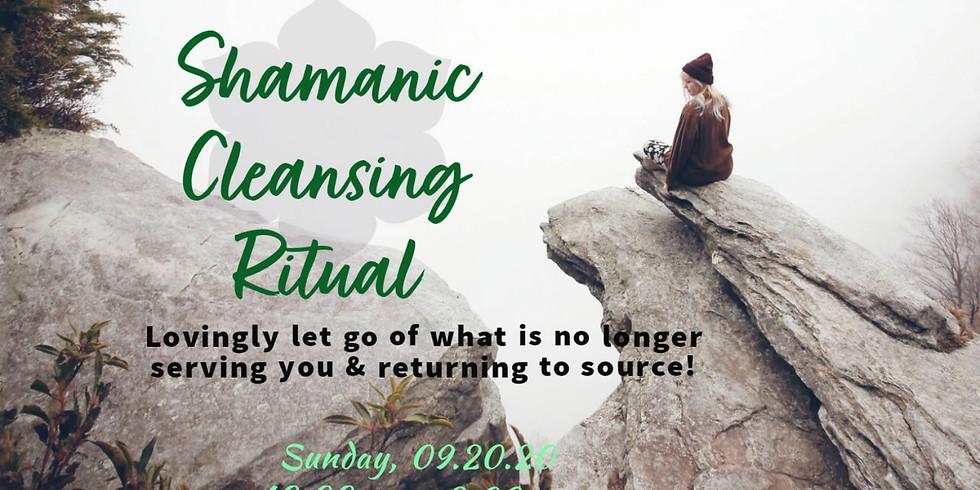 Shamanic Cleansing Ritual