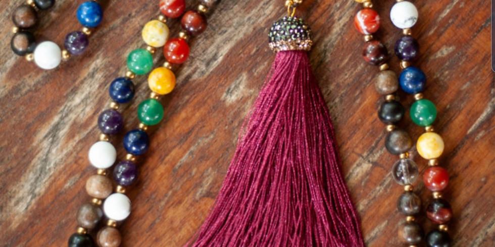 Chakra & 108 Beads Mala Workshop