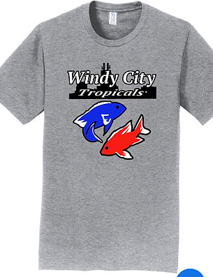 Windy City Tropicals T-Shirt 2XL
