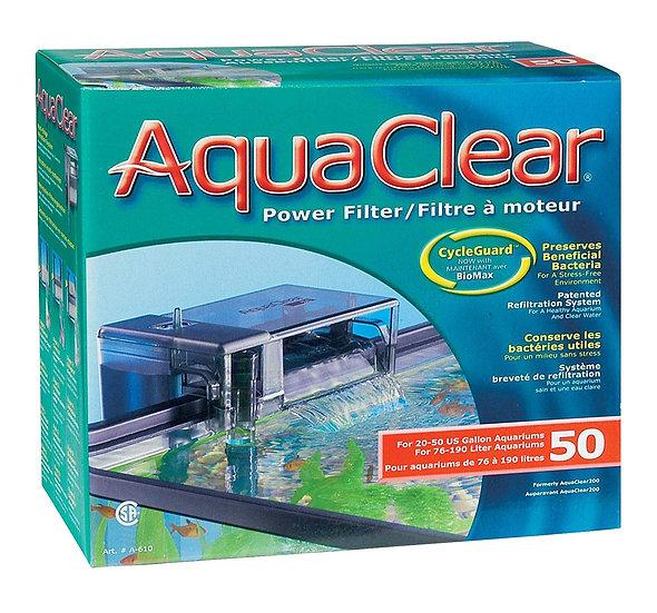 AquaClear 50 HOB Filter