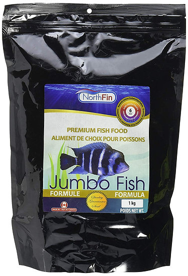 NorthFin Jumbo Formula 6MM 1Kg bag