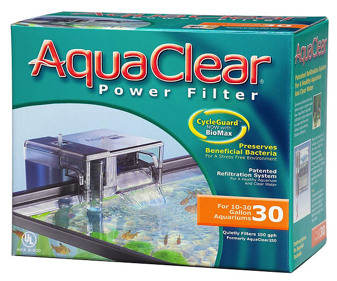 AquaClear 30 HOB Filter