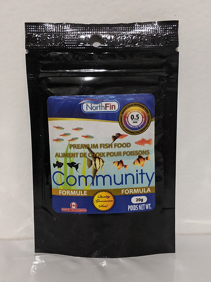NorthFin Community formula - .5 mic - 20g