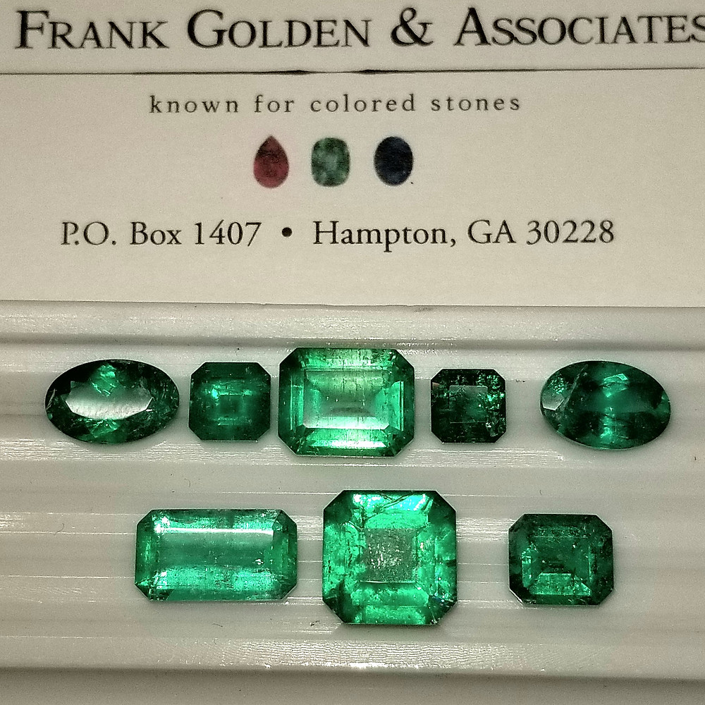If you are born in May, Emerald is your Birthstone, these stones are available in many hues of green, green is the color of calm!!