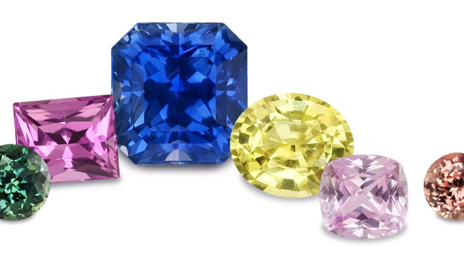 Explore the exciting world of Sapphires!