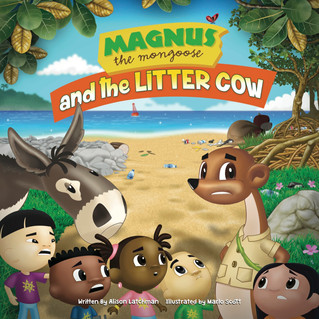 Magnus the Mongoose addresses environmental concerns in new title